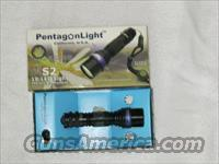 CLOSEOUT PENTAGON LIGHT