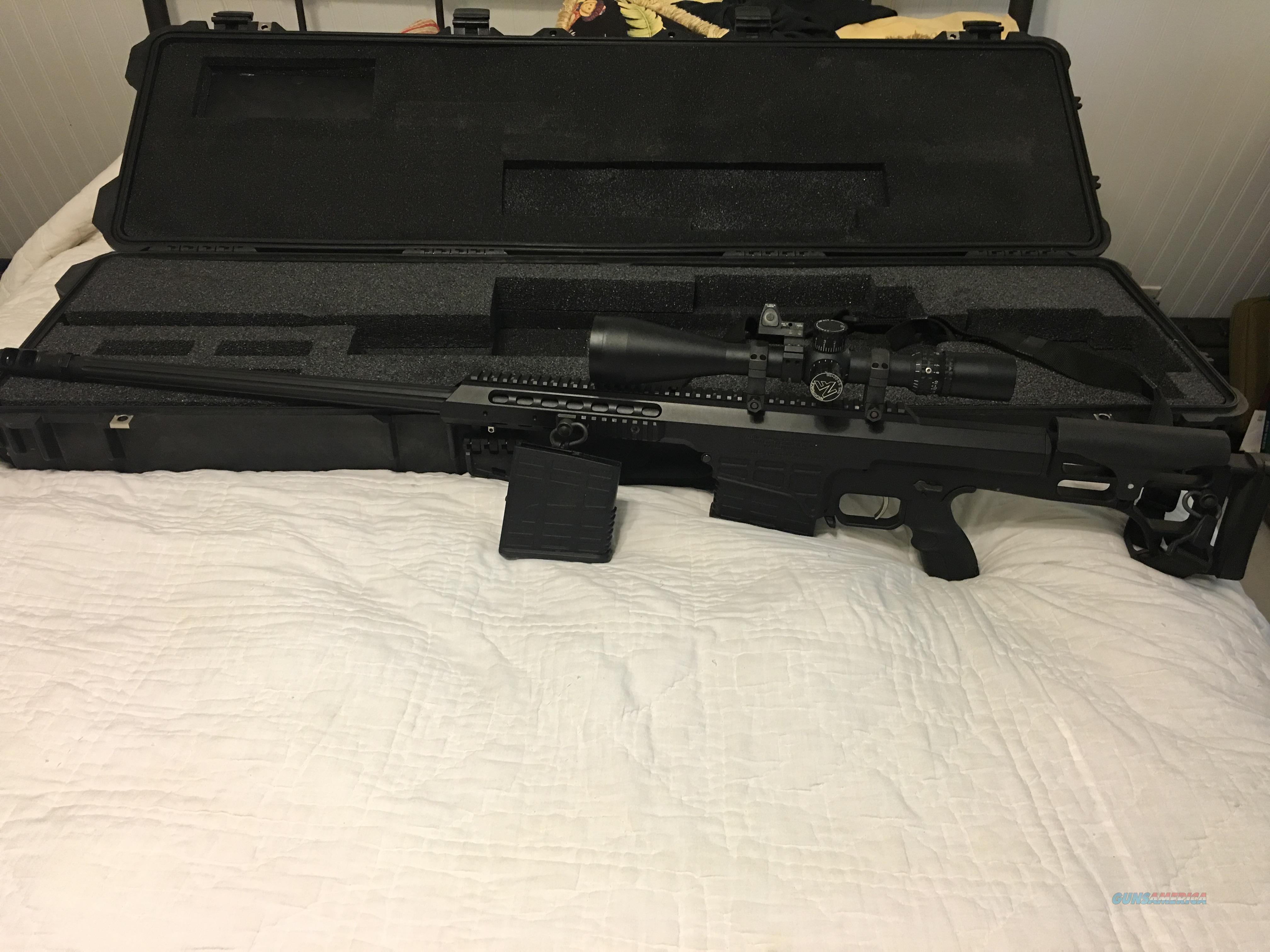 Barrett M98b For Sale