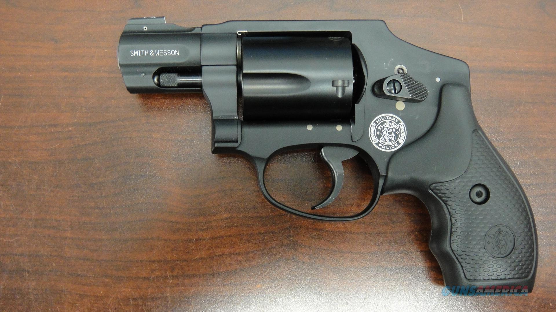 Smith and Wesson M&P 340 in  357 Magnum