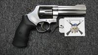"Smith & Wesson 629-6 (629 Classic) .44 Magnum 5"" Stainless--used"