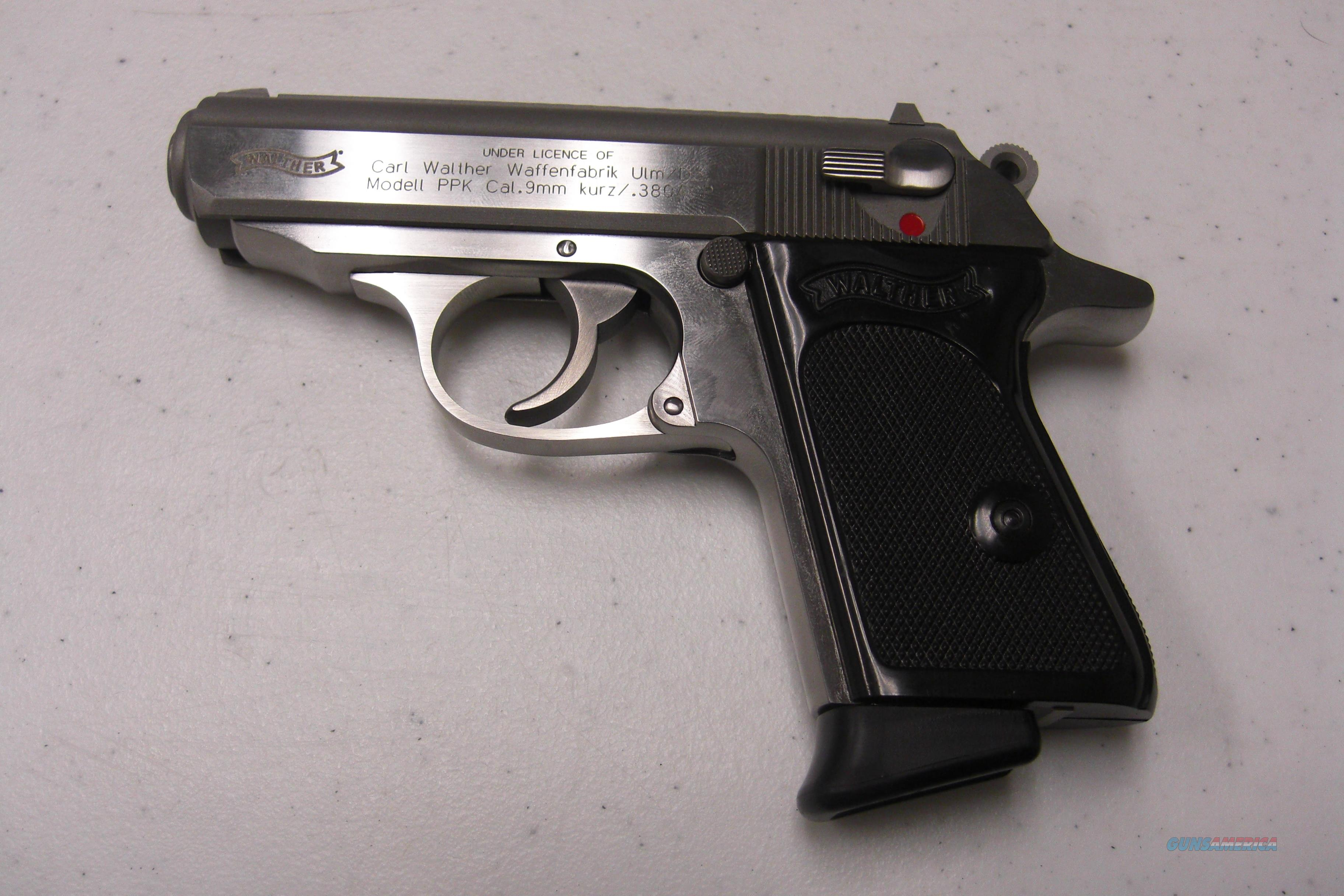 walther ppk all stainless  in store demo  quot jame for sale walther p22 manual download walther p22 manual pdf