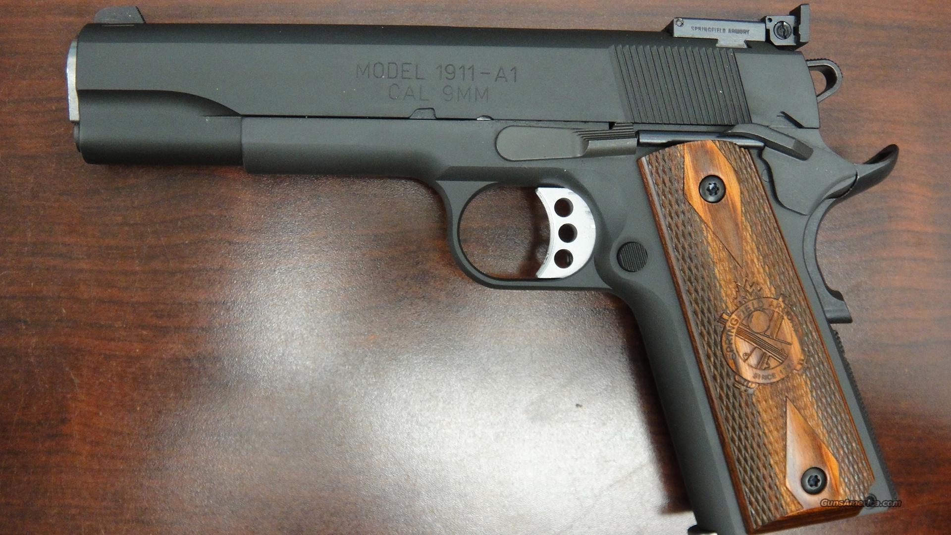 Springfield armory 1911-A1 Range Officer in 9mm