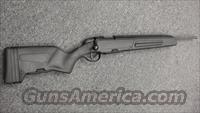 Steyr Scout in .223