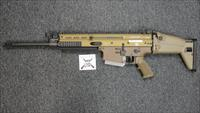 FNH SCAR 17S w/FDE Finish in .308 win