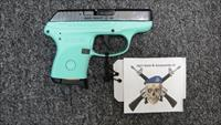 Ruger LCP Teal .380ACP