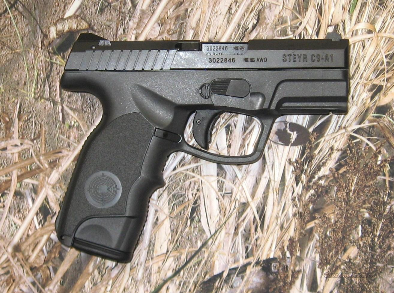Steyr C9- A1 New Model 9mm
