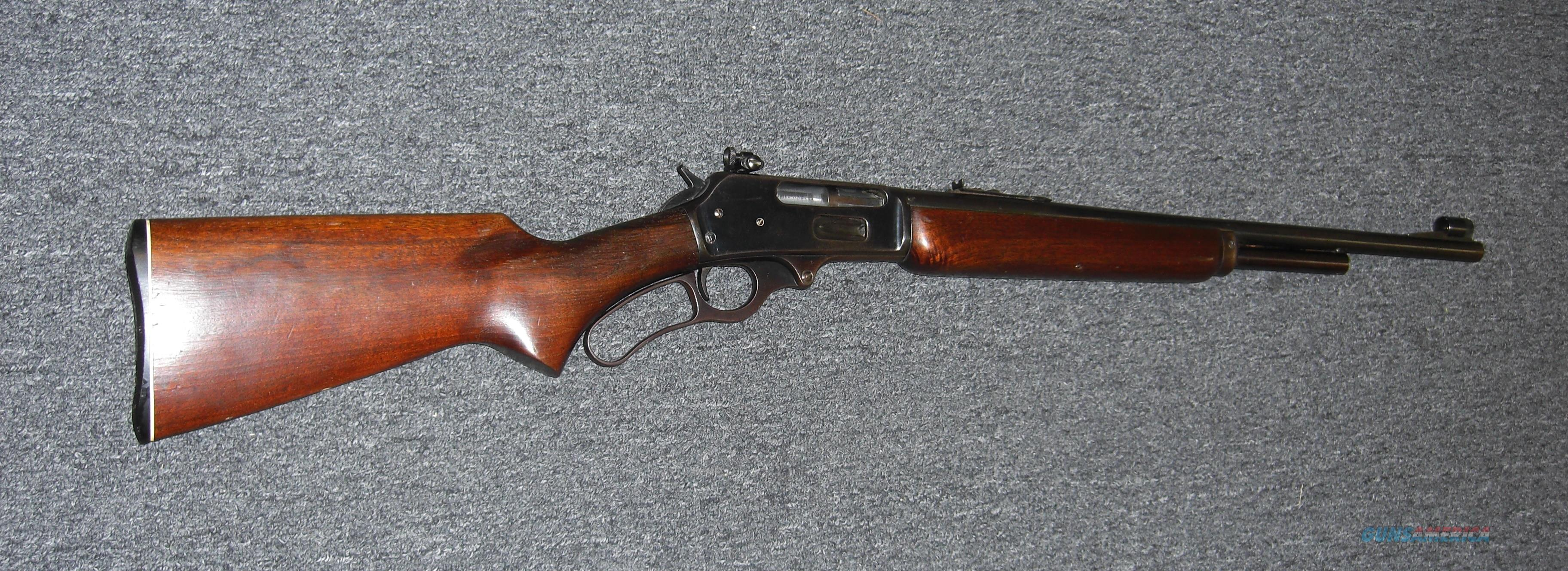 ARMSLIST - For Sale/Trade: marlin 336 .35 rem with 3-9 scope