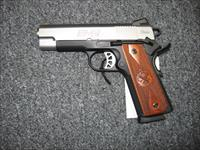 Springfield Armory EMP4 9mm 1911 Two Tone