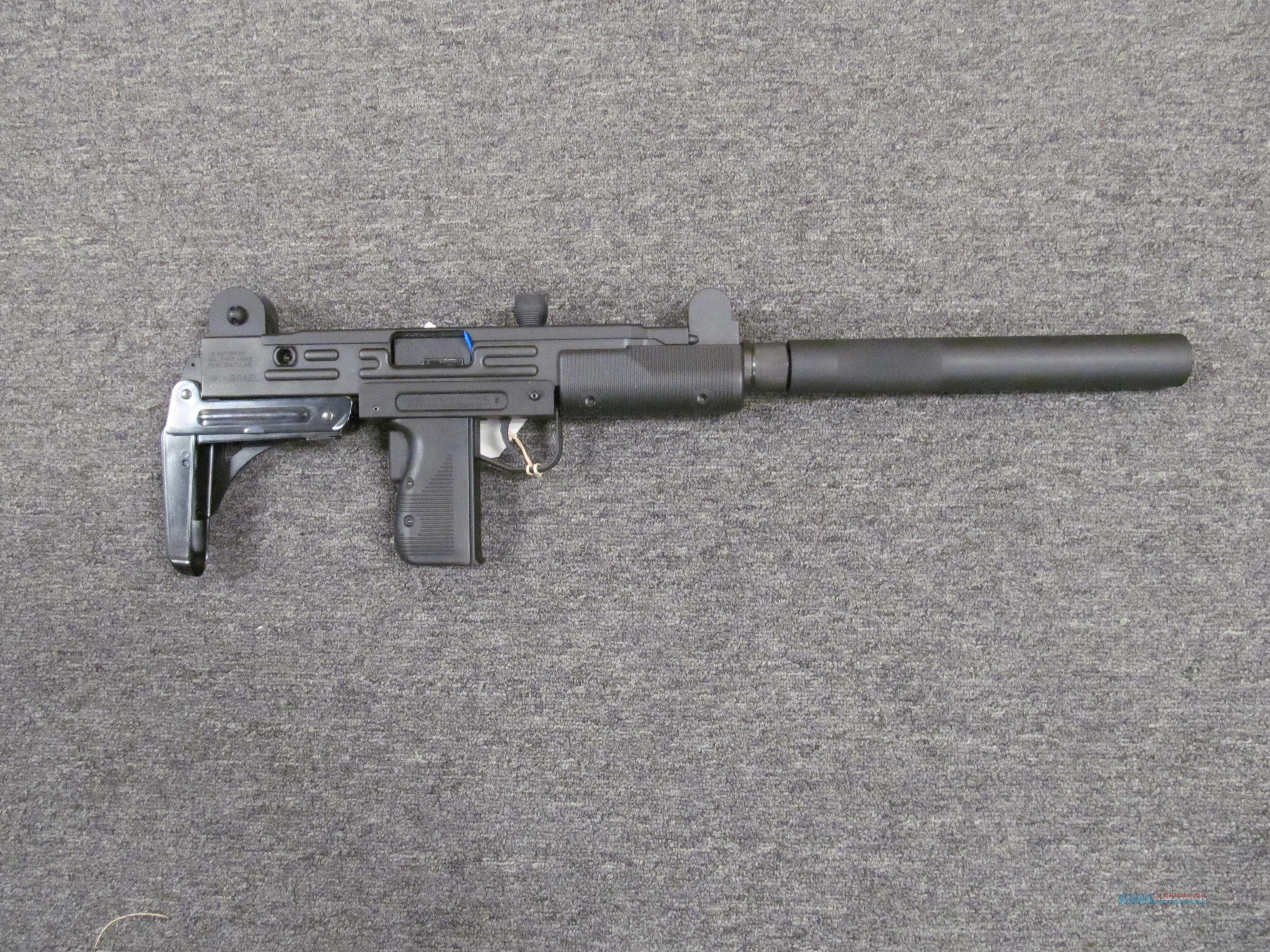 IWI Uzi Rifle