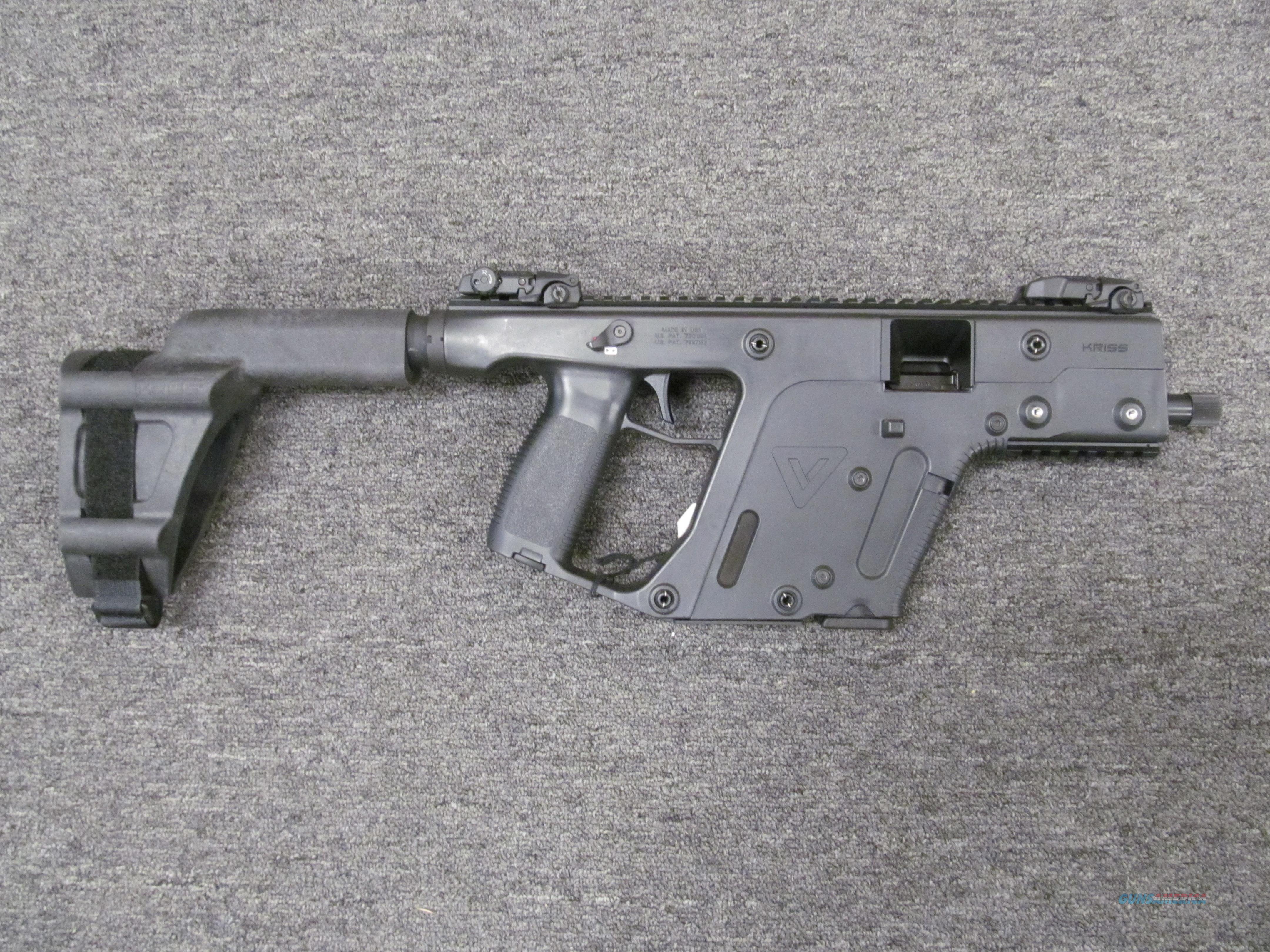 Kriss Vector SDP SB Gen 2 (KV40-PSBBL20)