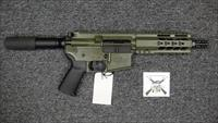Diamondback DB-15 pistol OD Green
