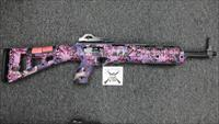 Hi-Point 4595 w/pink camo and black finish .40s&w