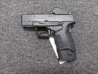 Springfield Armory XDS-9 w/ CTC red dot sight