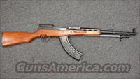 Norinco SKS w/receiver scope base