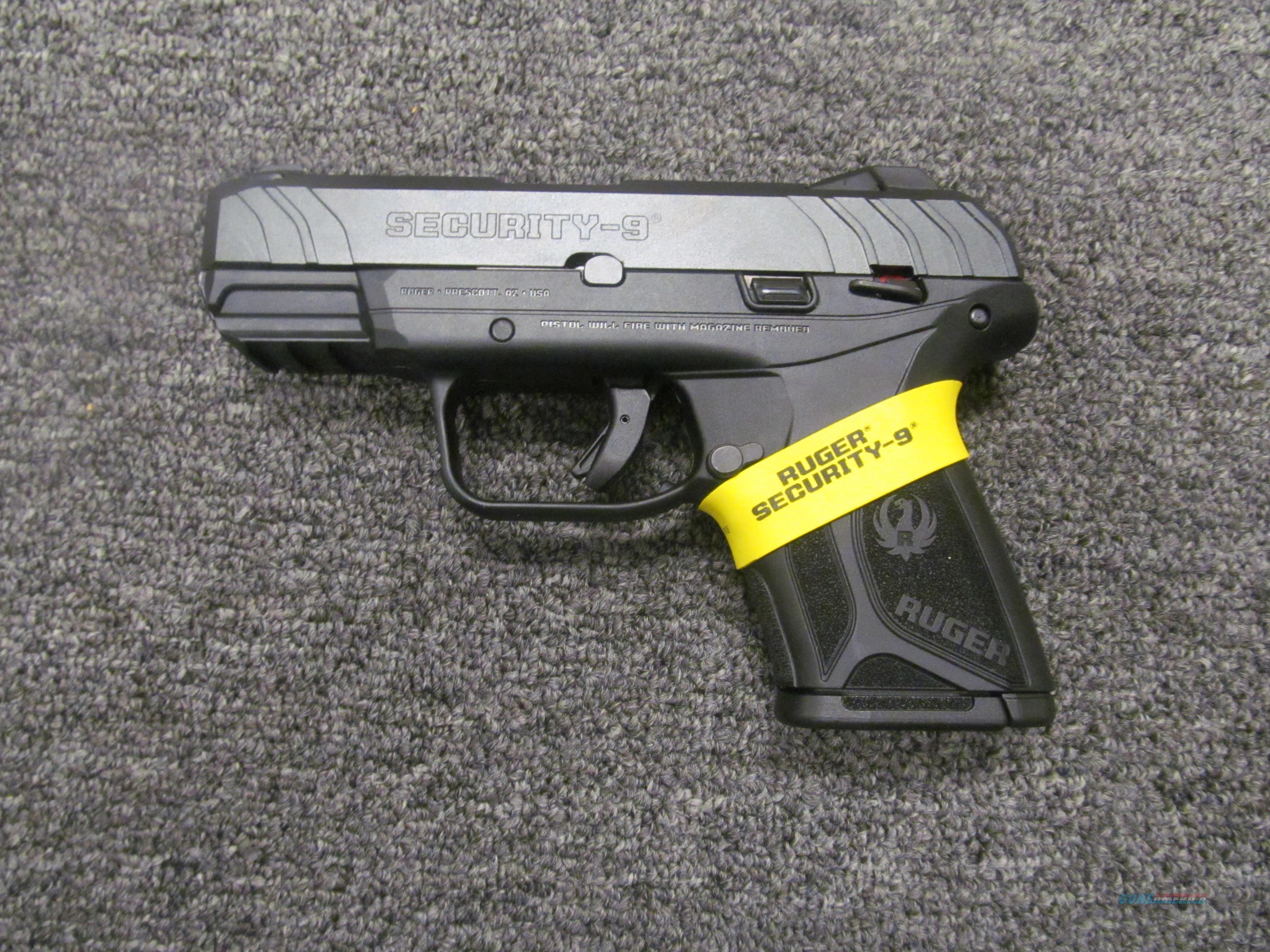 Ruger Security-9 Compact (03818)