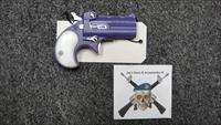 Cobra C22M .22WMR Derringer--Purple