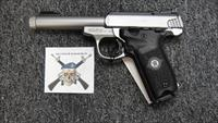 Smith & Wesson SW22 Victory w/Staniless Finish (108490)