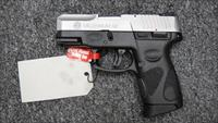 Taurus PT111 G2 9mm Two Tone