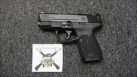 Smith & Wesson M&P45 Shield (No Thumb Safety)