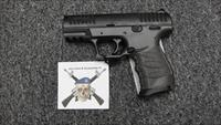 Walther CCP (Post Recall) w/Tungsten Grey Frame