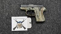 Kel-Tec P3AT .380ACP True Timber Camo