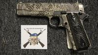 "Iver Johnson 1911A1 ""Copperhead"""