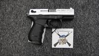 Walther PK380 Two Tone in .380 ACP
