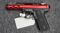 Ruger 22/45 Lite Mark IV Red (43910)