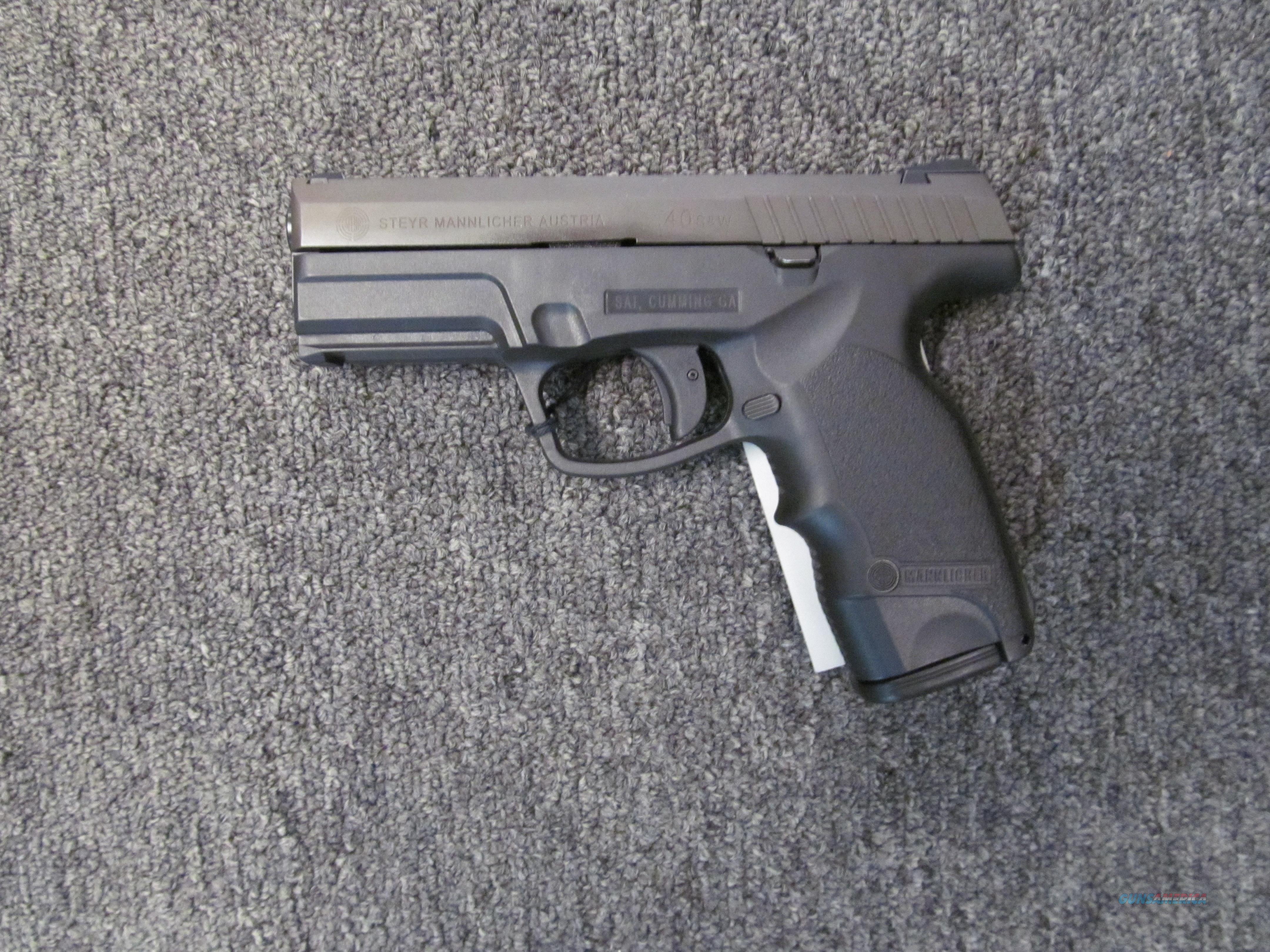 Steyr M9 A1 Type Semi Automatic Pistol Place - Frank Electronics