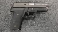 Sig Sauer P229 Special Edition 9mm--CJSOTF-A OEF 2010 (USED)