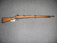 Japanese Arisaka Type 99 (with Mum)