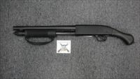 Mossberg 590 Shockwave w/Black Finish