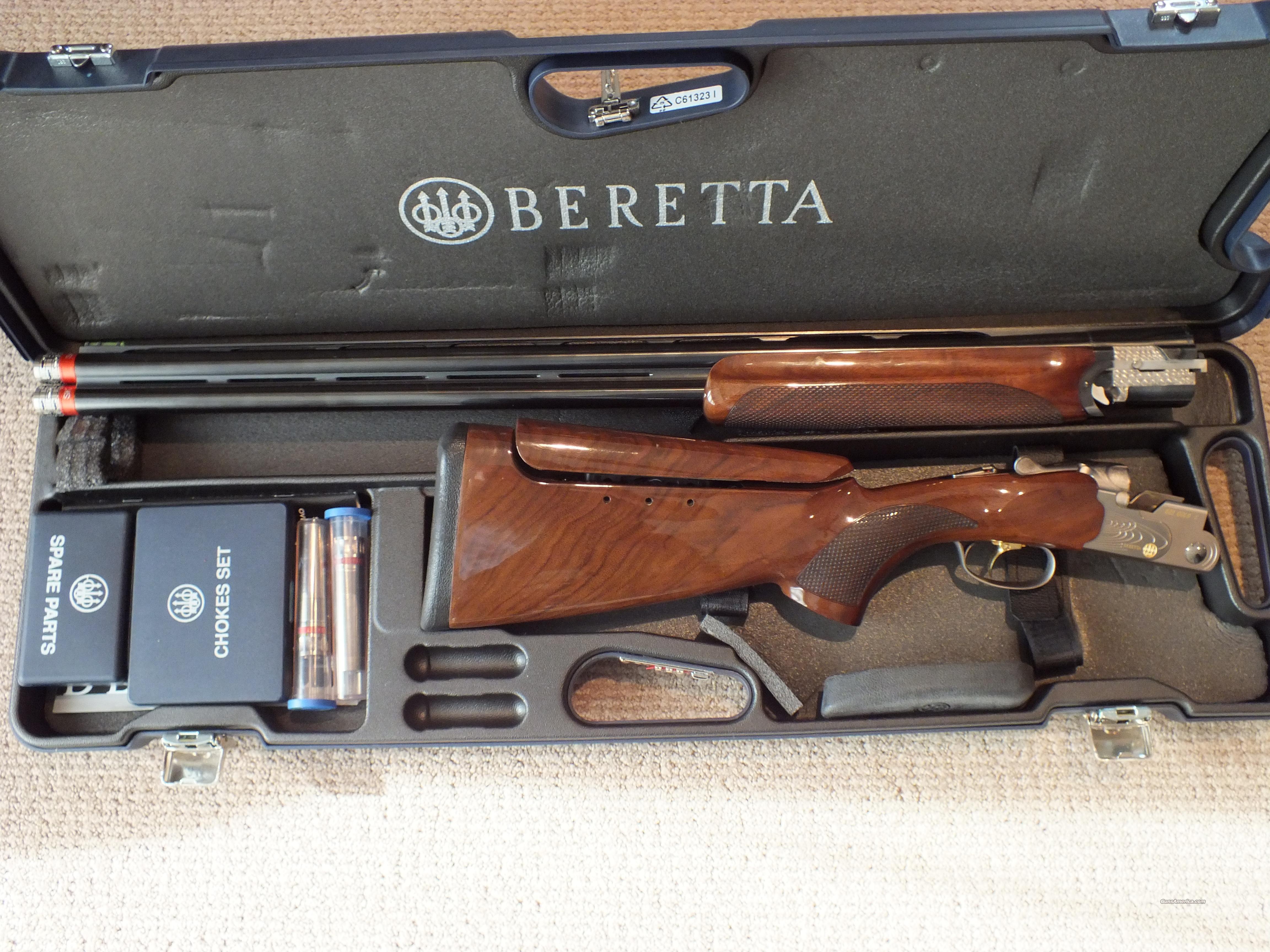 Beretta 682 Gold E Skeet 12 GA 30 W Brilley Tubes Guns