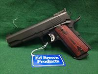 Ed Brown Special Forces 3 w/ Target Sights 38 Super