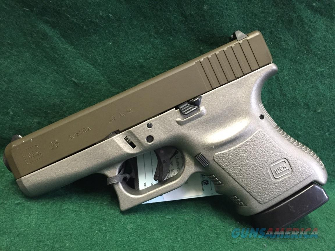 Colored Glock Parts: Cerakote Coatings: Gallery Detail – Billy Knight