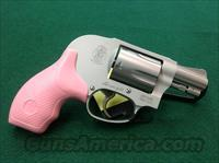 S&W 638 Pink