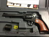 Ruger New Model Single Six 22lr/22mag