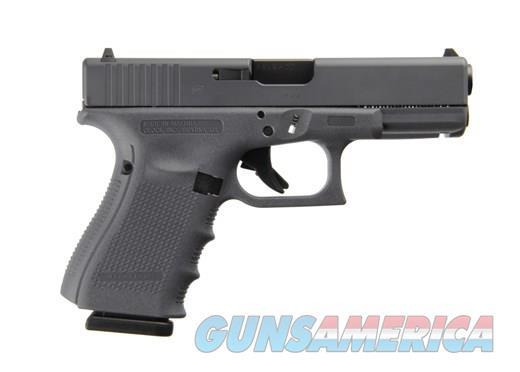 Glock 19 Gen 4 Full Grey Frame for sale