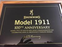 Browning 1911-22 100th Anniversary Commemorative.