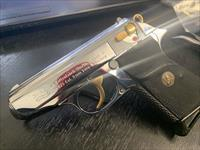 Walther PPK/S .380  Nickel