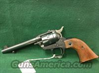 Ruger Single Six Early Model