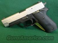 Sig Sauer P220 Two-Tone
