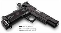 STI Hex Tactical 5.0 DS 2011  45 ACP