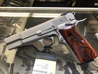 Nighthawk Custom Browning Hi Power MK III Stainless