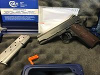 colt 1911 Lightweight Commander 9mm