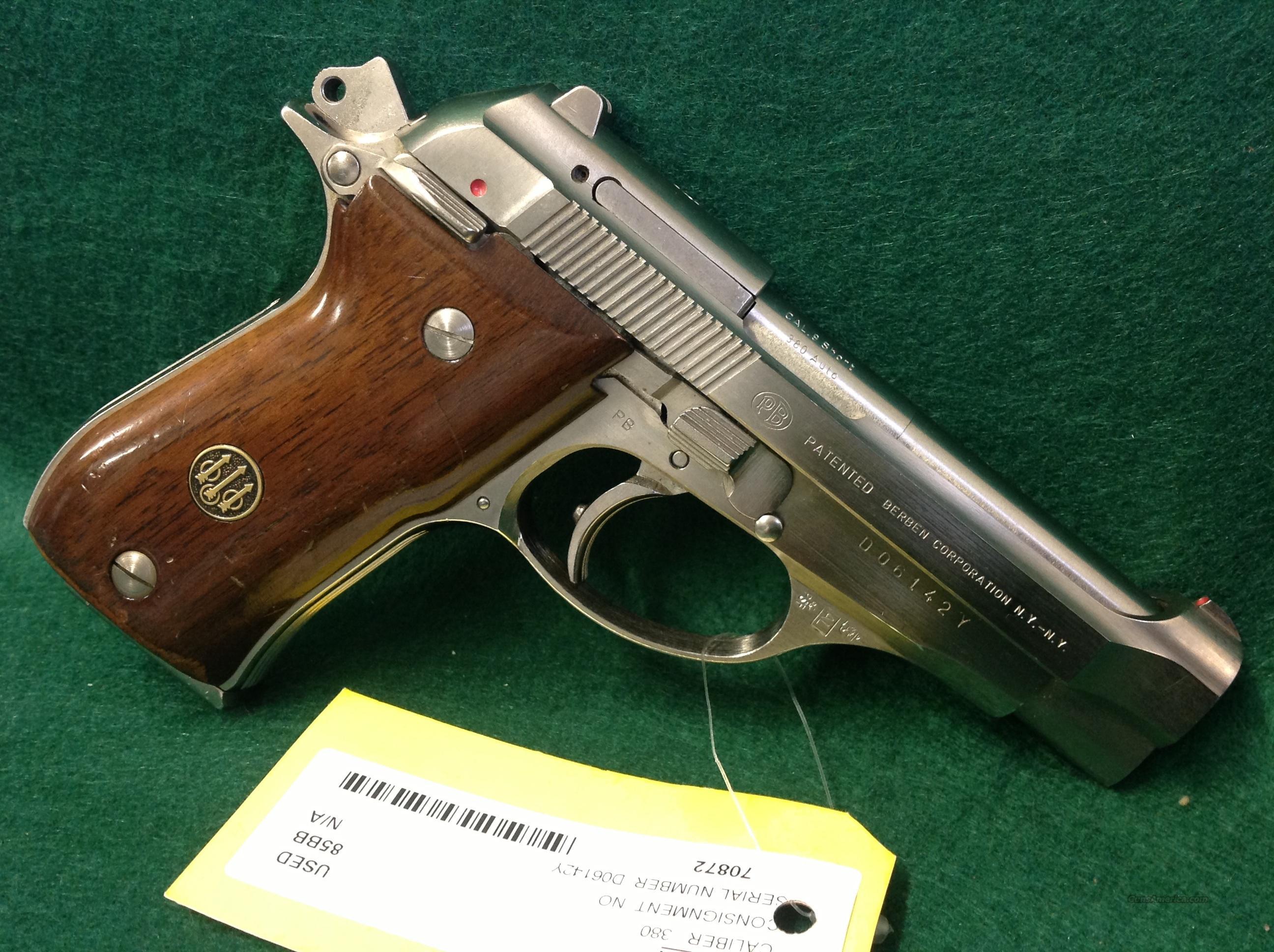 Beretta 85BB  380