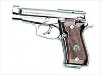 Beretta 84 Nickel