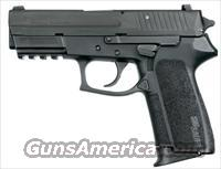 Sig Sauer SP2022 CALIFORNIA APPROVED