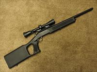 NEW ENGLAND ARMS .308 SURVIVOR SINGLE SHOT RIFLE/SCOPE