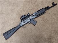 SAIGA 7.62 X 39MM RIFLE W/VORTEX DOT SIGHT 'NEW'